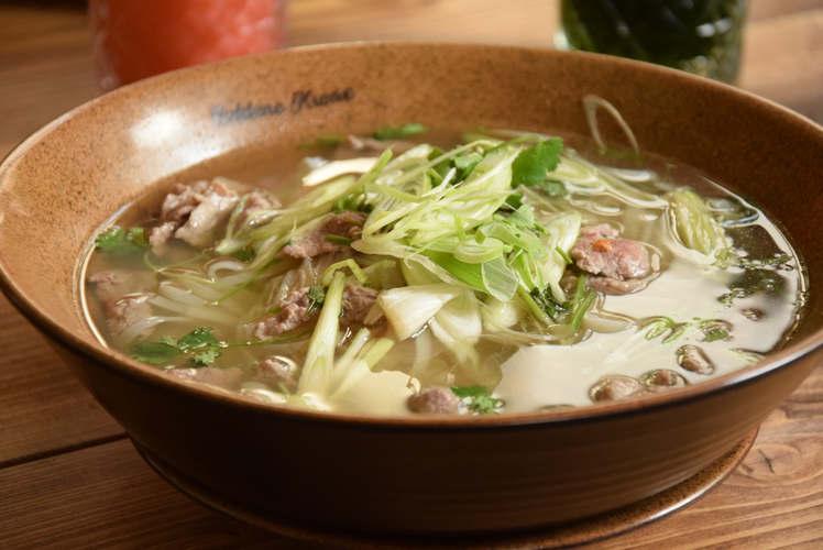 Leckere Suppen in unserem vietnamesischen Restaurant