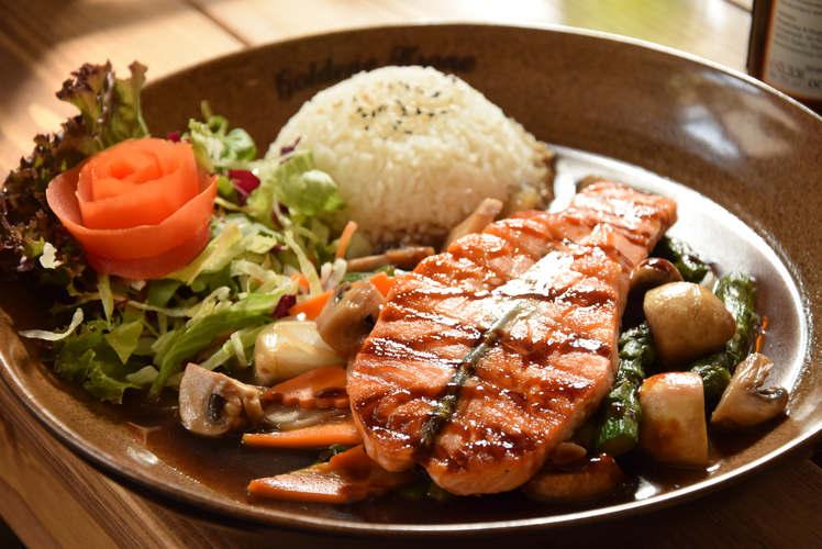vietnamesisches Fischgericht